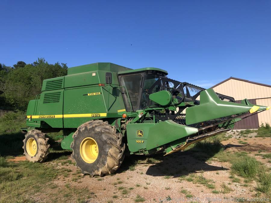 FARM EQUIPMENT ESTATE AUCTION
